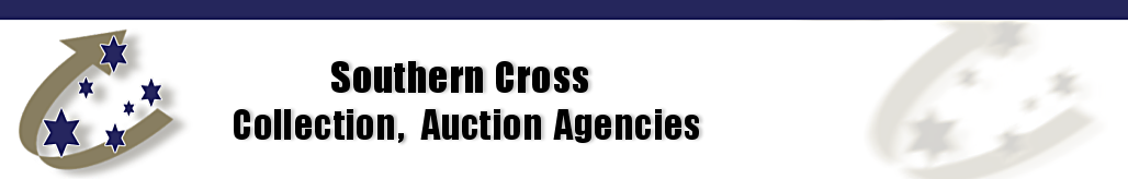 Southern Cross Collection, Auction Agencies - Licensed Commercial Agent, Licensed Private Investigator, Licensed General Auctioneer, Licensed Security Officer - Crowd Controller